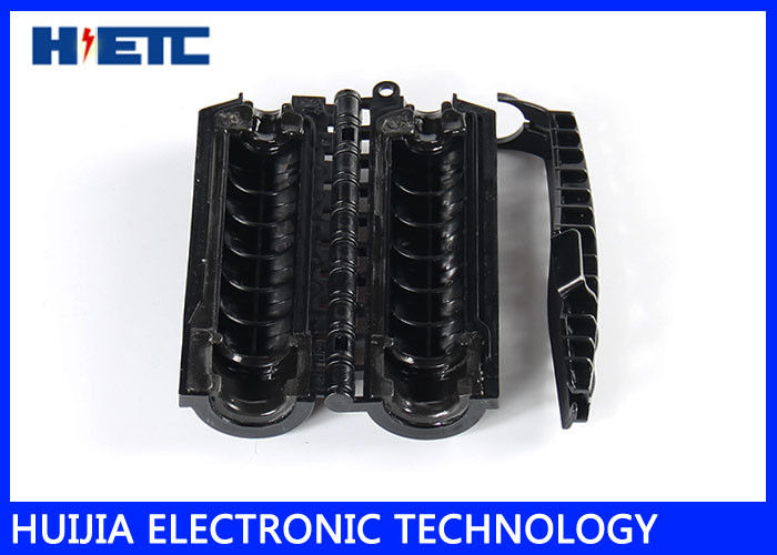 BTS installation Gel Seal Closure , Antenna Bolt Plastic Fiber Splice Enclosure